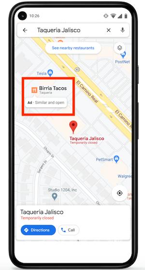 google-maps-similar-places-ads